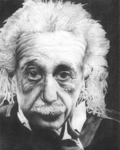 graphite Einstein